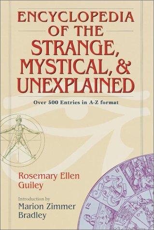 9780517162781: Encyclopedia of the Strange, Mystical, and Unexplained