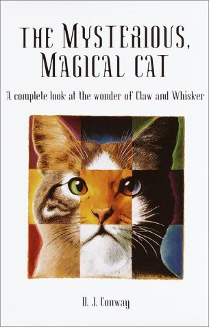 The Mysterious, Magical Cat (0517163012) by Conway, D.J.