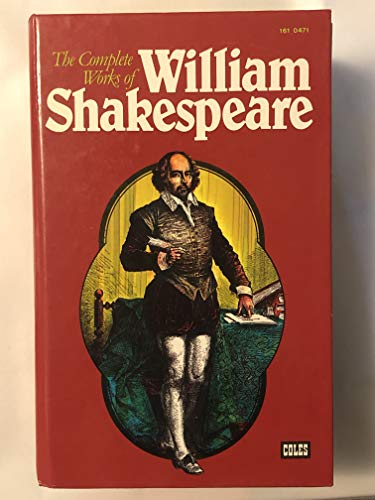 9780517163023: Title: The Complete Works Of William Shakespeare Illustra