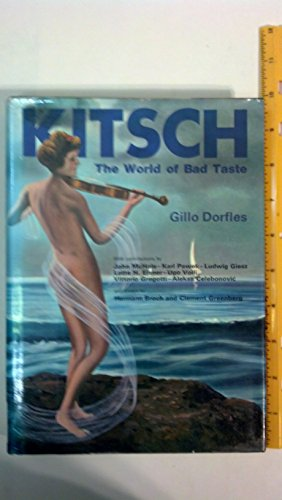 9780517163405: Kitsch: The World Of Bad Taste