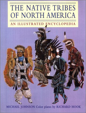9780517163429: The Native Tribes of North America