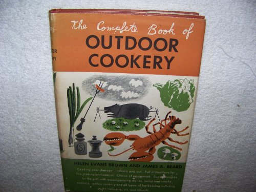 9780517163825: The Complete Book of Outdoor Cookery