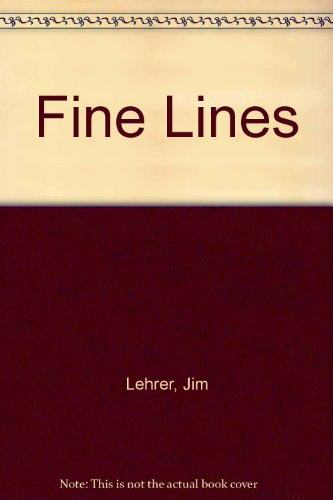 9780517164358: Fine Lines