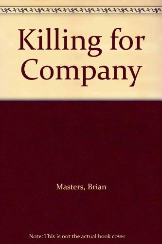9780517164396: Killing for Company