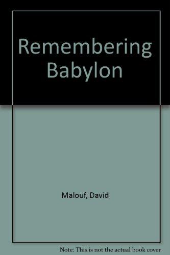 9780517165485: Remembering Babylon