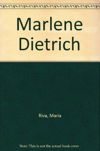 9780517166208: Marlene Dietrich