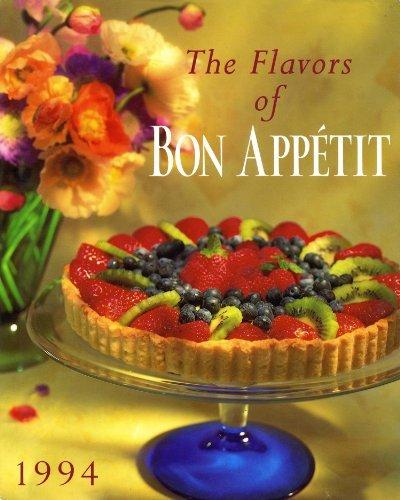 9780517167274: Flavors of Bon Appetit: 1994