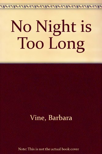 9780517169025: No Night is Too Long