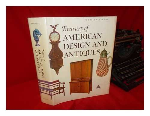 9780517169087: Treasury of American Design & Antiques