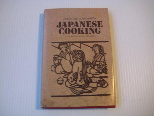 9780517169650: Japanese Cooking