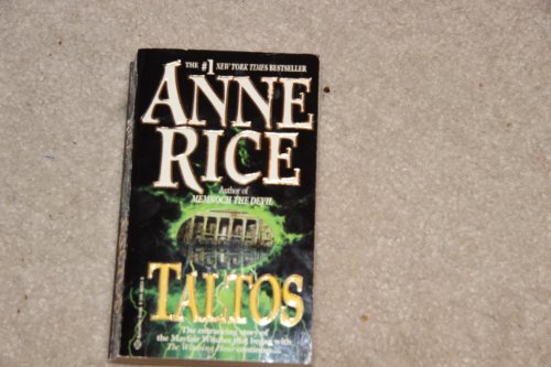 9780517172810: Taltos [Hardcover] by Rice, Anne