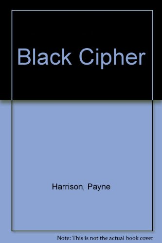 9780517173329: Black Cipher