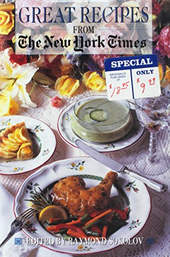 9780517177587: Great Recipes from the New York Times