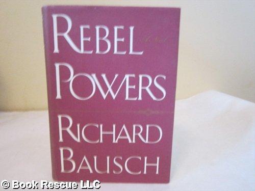 9780517178386: Rebel Powers