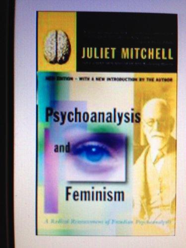9780517178874: Psychoanalysis and Feminism