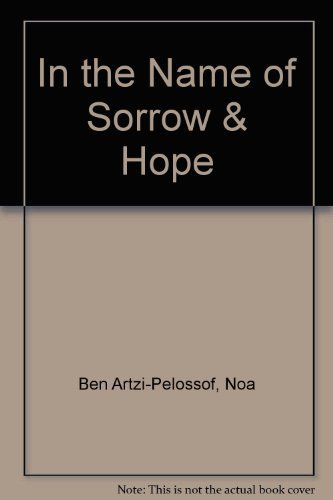 9780517179635: Title: In the Name of Sorrow Hope