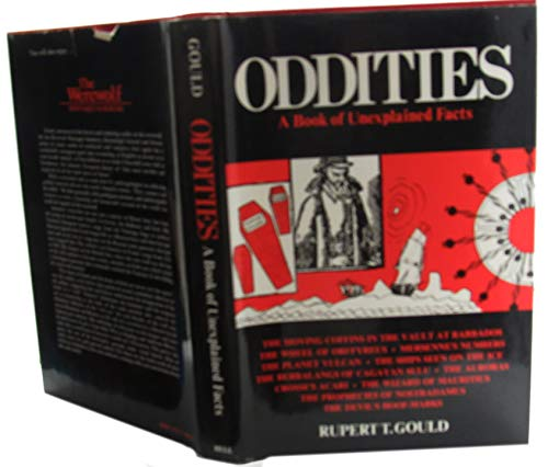 9780517180129: Oddities: A Book of Unexplained Facts