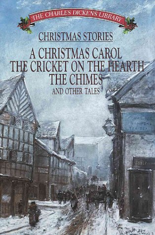 9780517180877: Christmas Stories: A Christmas Carol, the Cricket, the Chimes, on the Hearth and Other Tales