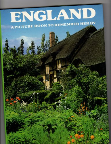 9780517181102: Picture Book to Remember Her By: England
