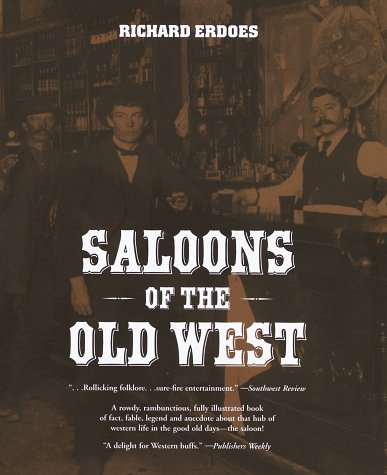 9780517181737: Saloons of the Old West