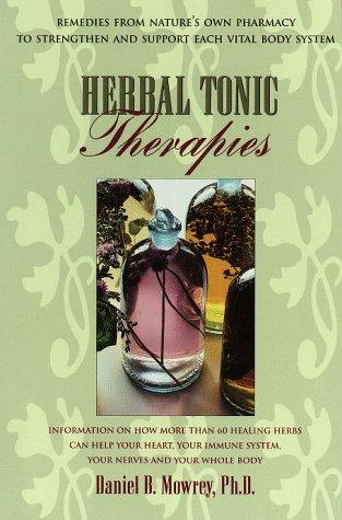 9780517182413: Herbal Tonic Therapies