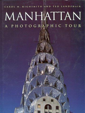 9780517183328: Manhattan: A Photographic Tour (Photographic Tour (Random House))