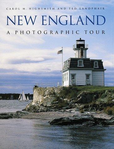 9780517183335: New England: A Photographic Tour (Photographic Tour (Random House))