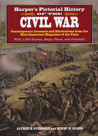 9780517183342: Harper's Pictorial History of the Civil War