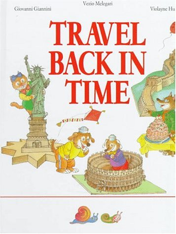 9780517184547: Travel Back in Time
