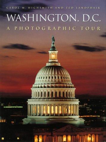 9780517184608: Photographic Tour of Washington D.C. (Colour Guides: USA)