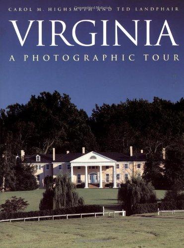 9780517186145: Virginia: A Photographic Tour (Photographic Tour (Random House))