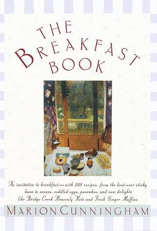 9780517187265: The Breakfast Book