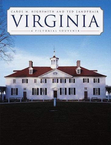 9780517187586: Virginia: A Pictorial Souvenir