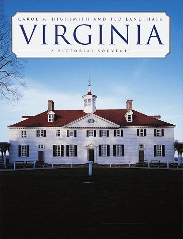 9780517187586: Virginia (Pictorial Souvenir)
