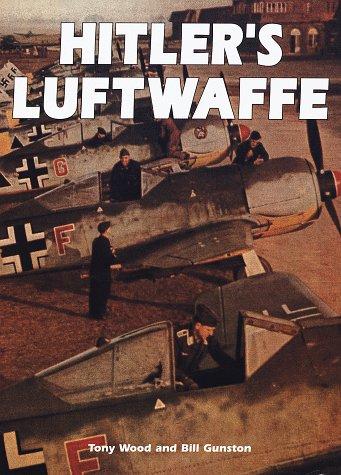 Hitler's Luftwaffe: Tony Woods