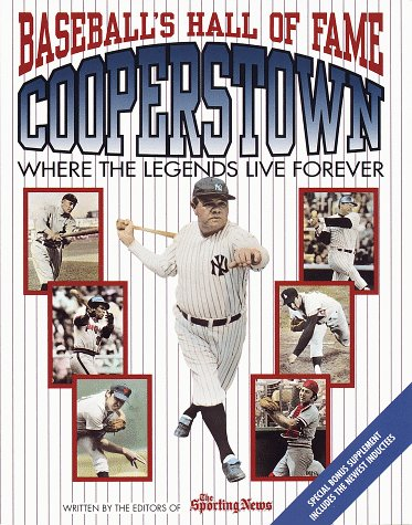 9780517187821: Cooperstown: Baseball's Hall of Fame - Revised