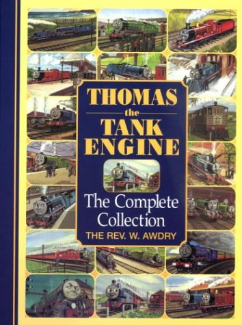9780517187869: Thomas the Tank Engine: The Complete Collection