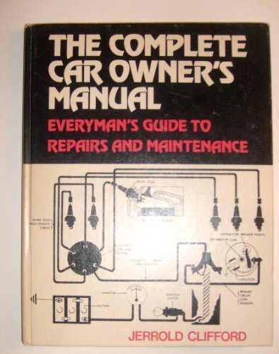 Complete Car Owner's Manual