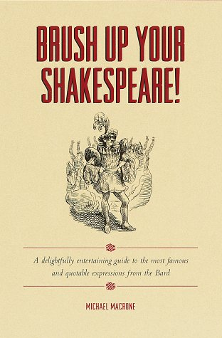 9780517189351: Brush Up Your Shakespeare!