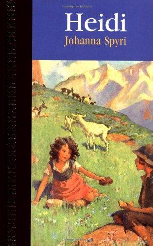 9780517189672: Heidi (Children's Classics)