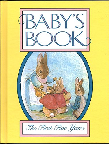 9780517190128: Baby's Book, The First Five Years