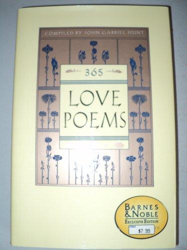 9780517190180: 365 Love Poems