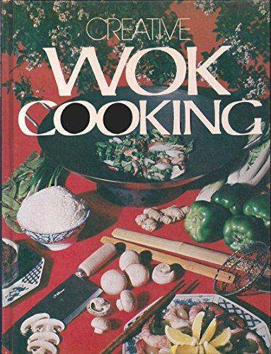9780517191545: Creative Wok Cooking