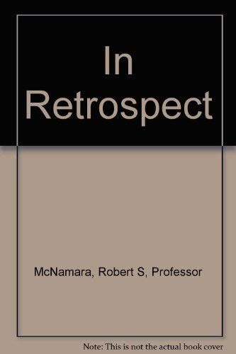 9780517193341: Title: In Retrospect