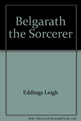 9780517193648: Belgarath the Sorcerer by Eddings Leigh; Eddings David