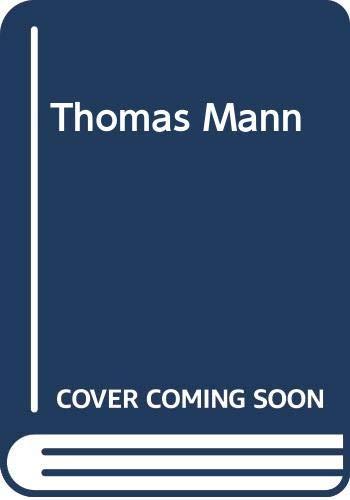 9780517193976: Thomas Mann