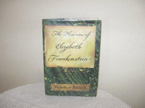 9780517198766: The Memoirs of Elizabeth Frankenstein