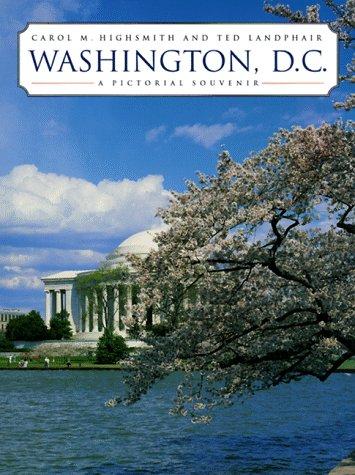 9780517201428: Pictorial Souvenir of Washington D.C.
