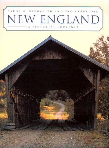 9780517201459: New England: A Pictorial Souvenir (Pictorical Souvenir)