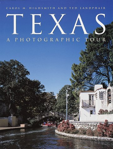 9780517201800: Texas: A Photographic Tour (Photographic Tour (Random House))